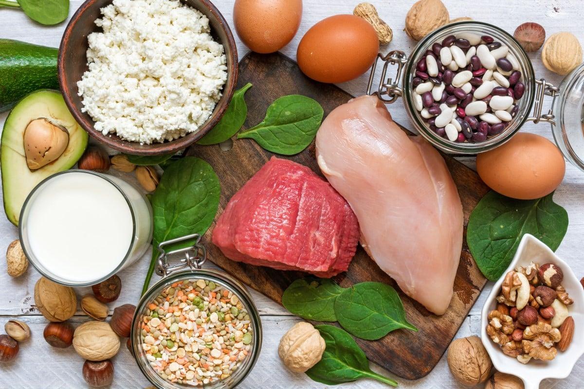 Quels aliments protéinés pour perdre du poids?