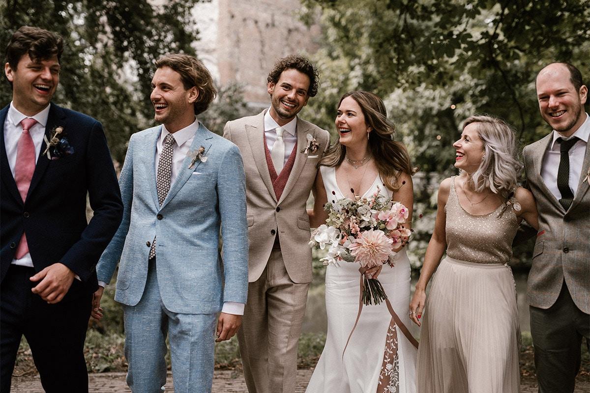 Comment s'habiller pour un mariage?